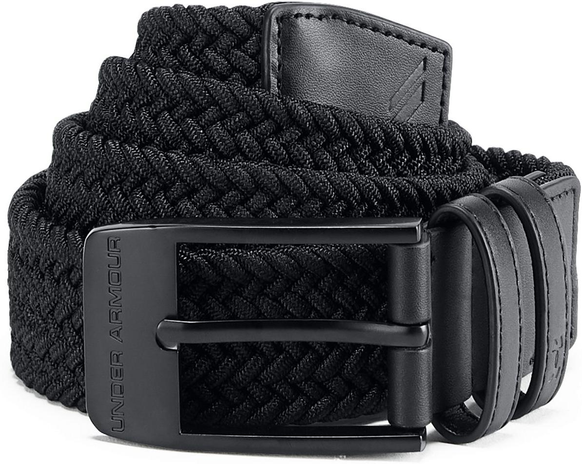Gurt Under Armour UA Men s Braided 2.0 Belt
