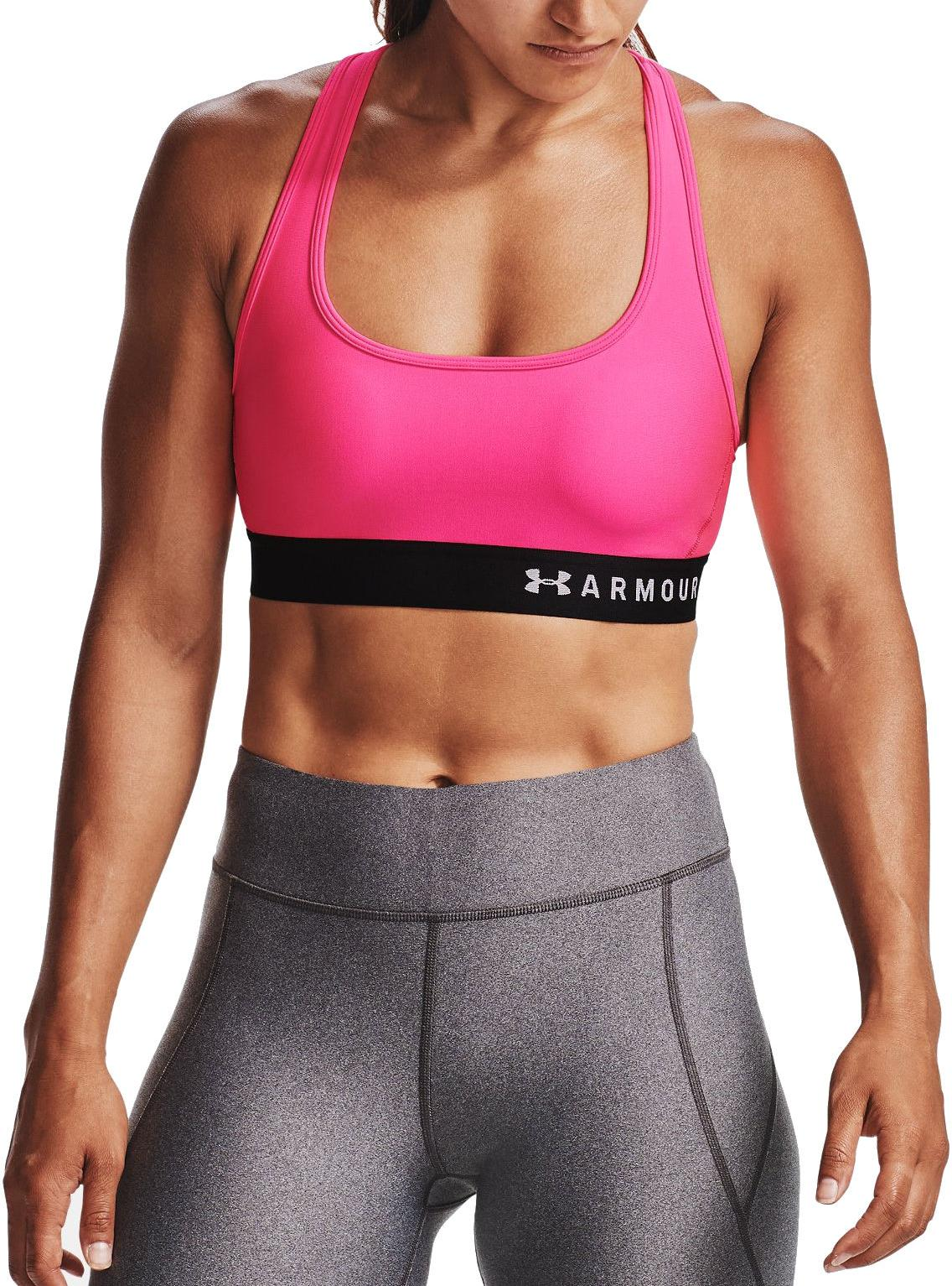 BH Under Armour Armour Mid Crossback Bra