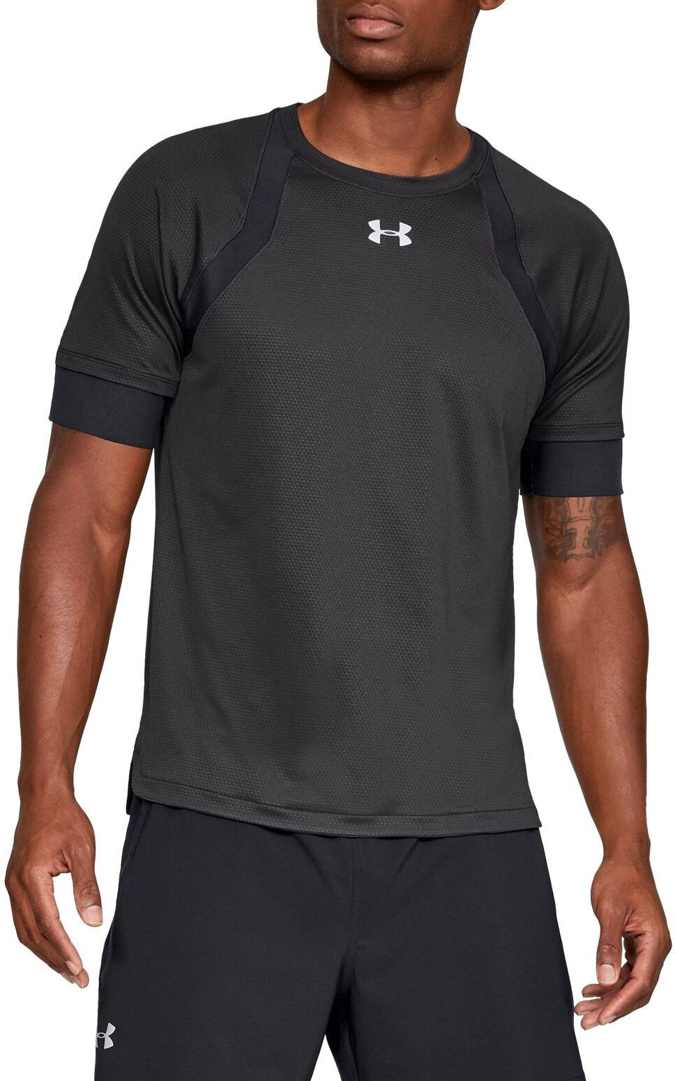 T-Shirt Under Armour HEXDELTA SHORTSLEEVE