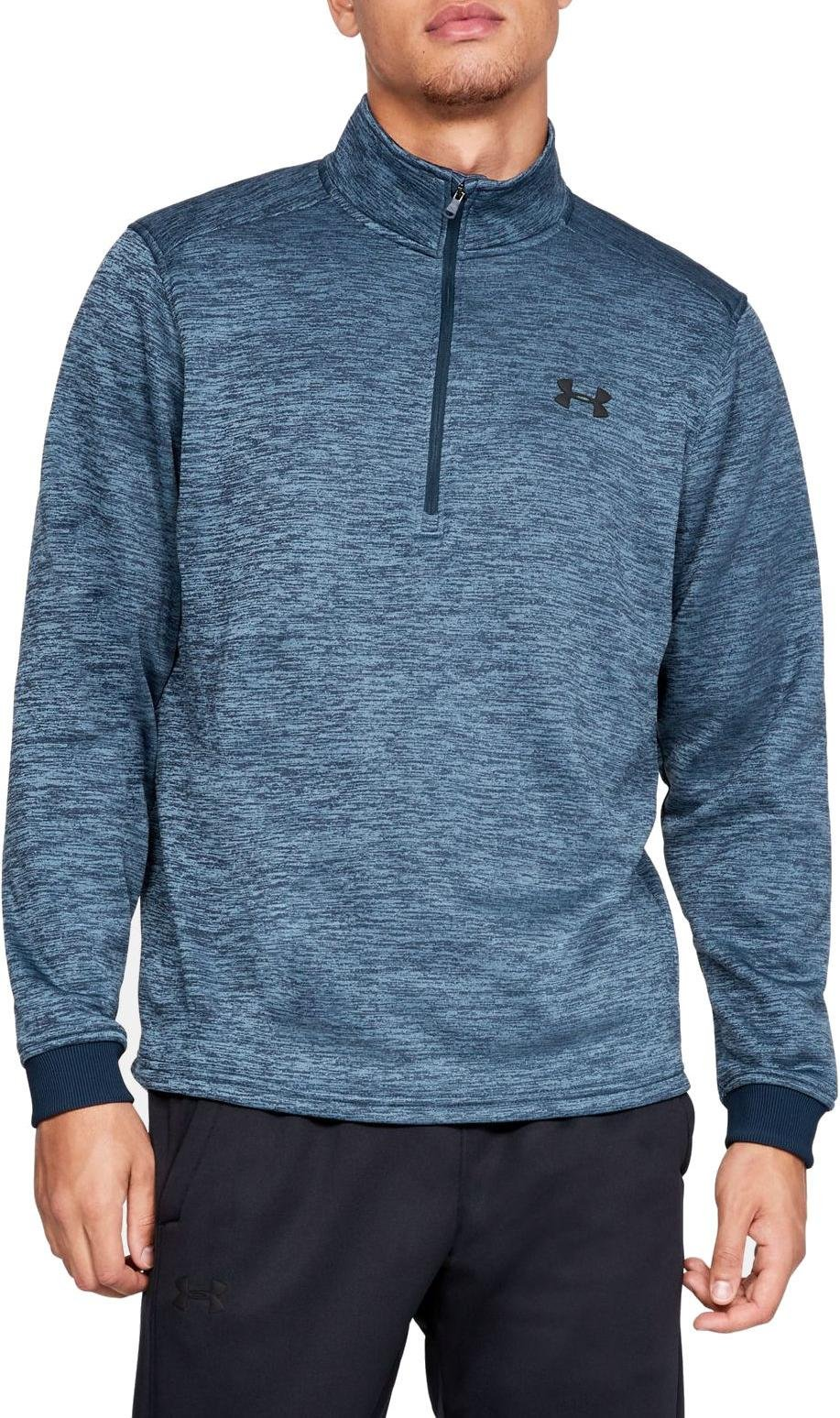 Langarm-T-Shirt Under Armour ARMOUR FLEECE 1/2 ZIP
