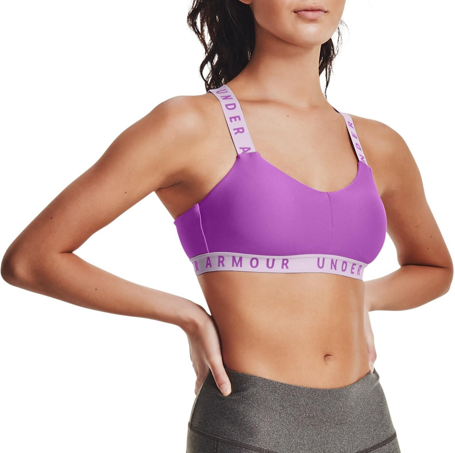 BH Under Armour Wordmark Strappy Sportlette