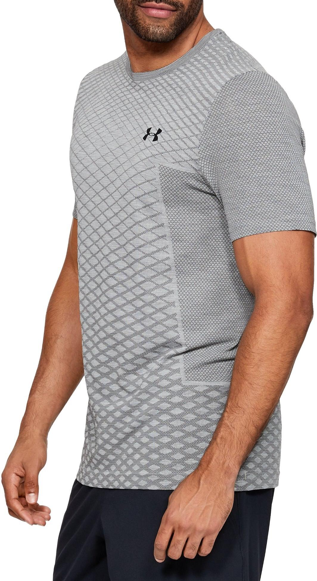 T-Shirt Under Armour Vanish Seamless SS Novelty