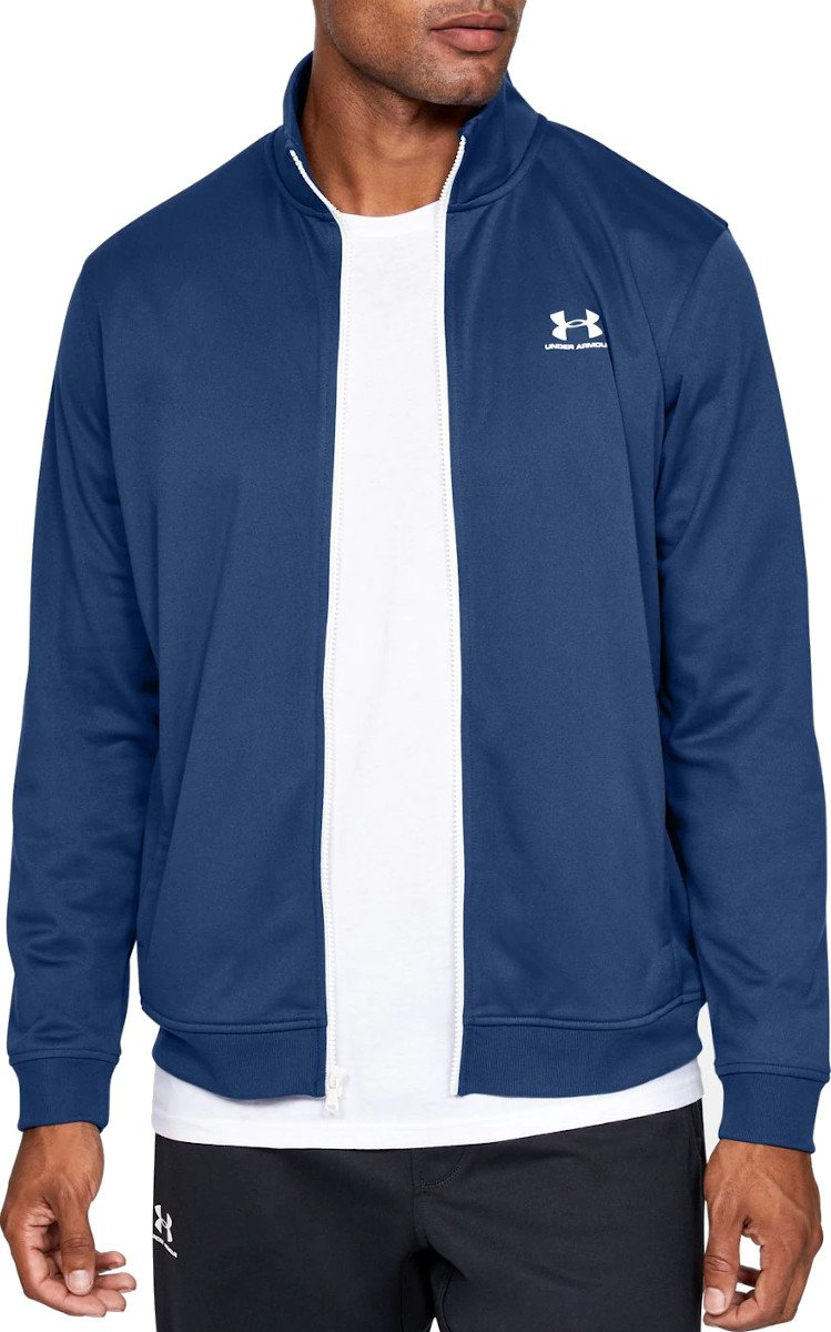 Jacke Under Armour SPORTSTYLE TRICOT JACKET