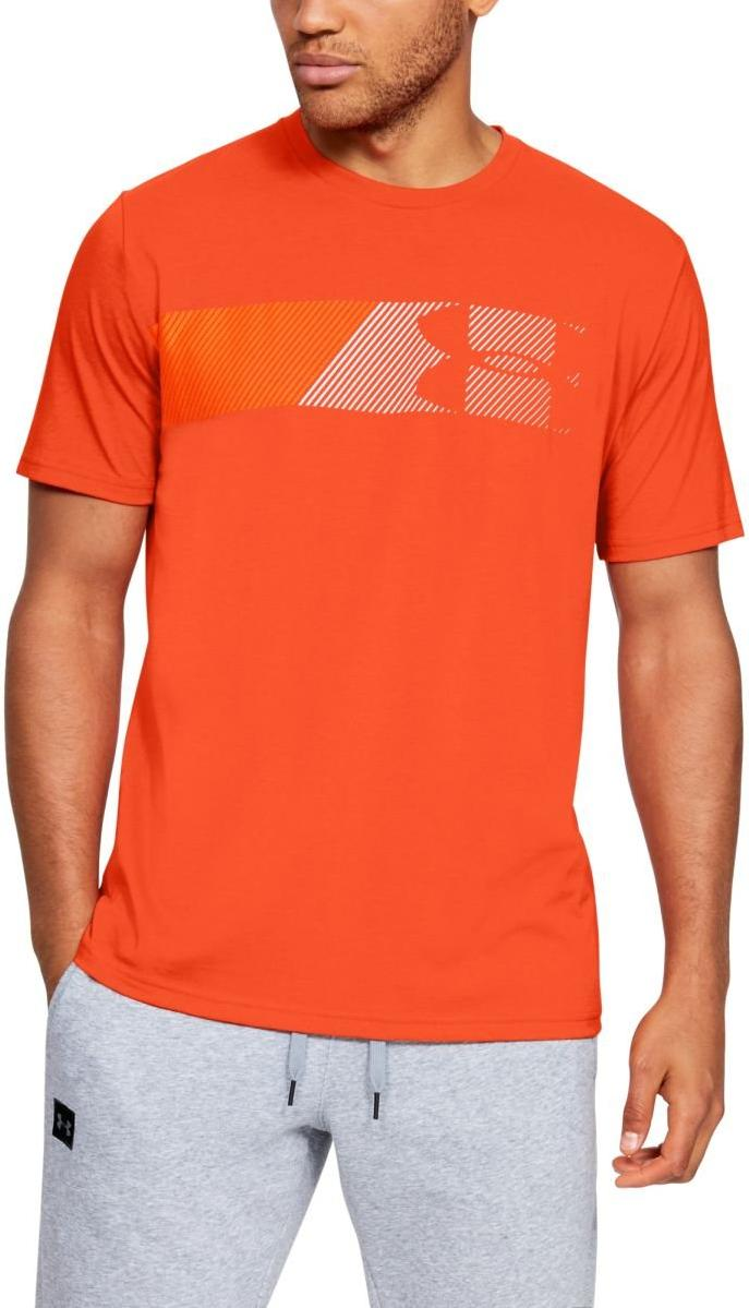 T-Shirt Under Armour UA FAST LEFT CHEST 2.0 SS