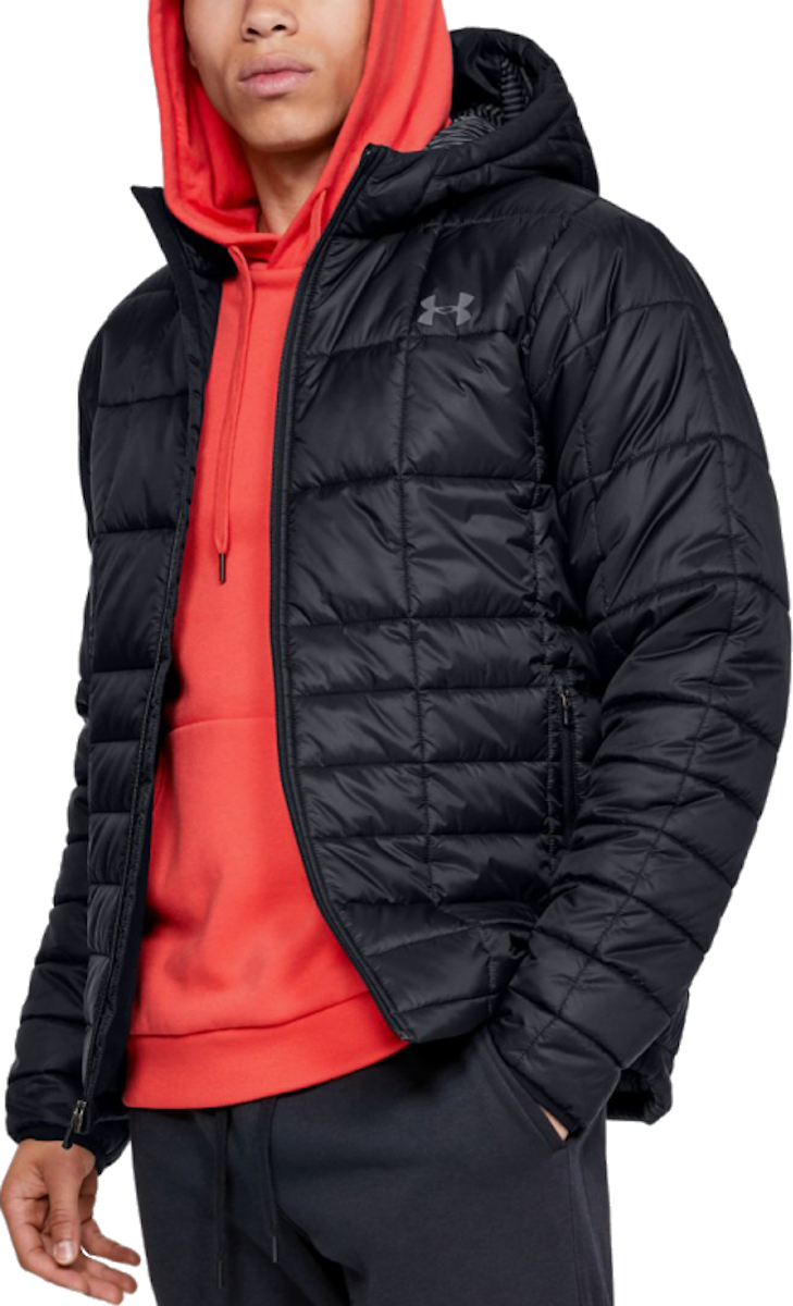Kapuzenjacke Under Armour UA INSULATED Hooded JKT