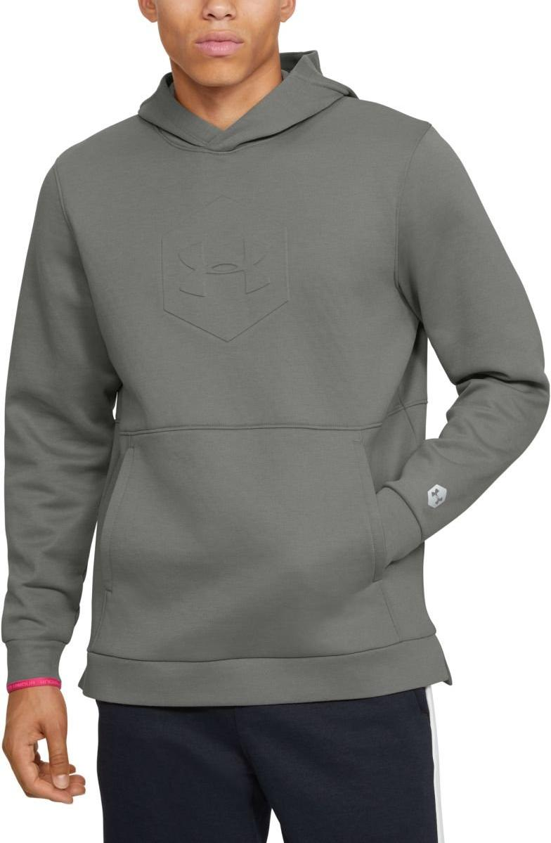 Hoodie Under Armour Athlete Recovery Fleece Graphic Hoodie