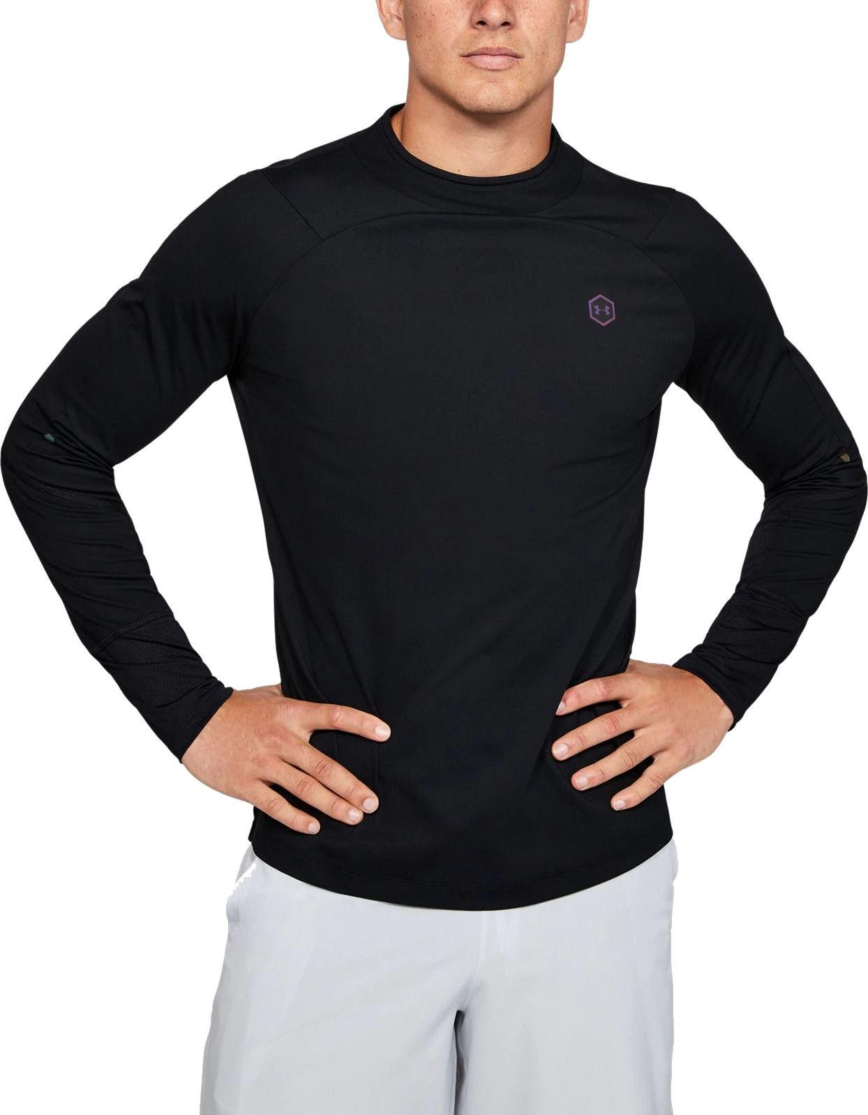 Langarm-T-Shirt Under Armour UA CG Rush Mock