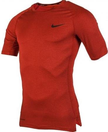 Kompressions-T-Shirt Nike M NP TOP SS TIGHT